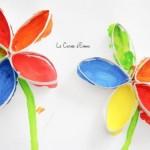 Fleur du printemps peinture